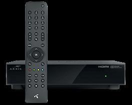 Hårddisk till HD-box (Arris)
