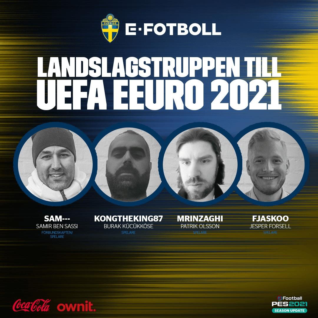 UEFA eEURO 2021.
