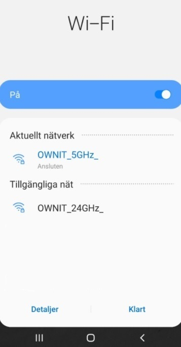How do I connect to the WiFi?